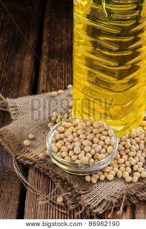 Golden Soy Oil