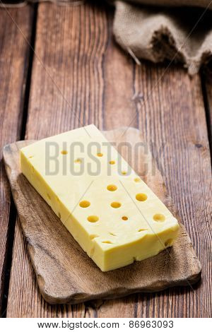 Diced Cheese