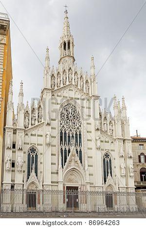 Ciesa Del Sacro Cuore Del Suffragio, Rom