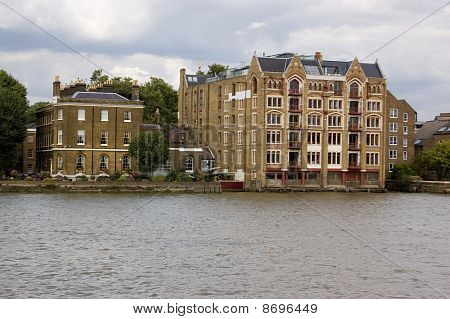 Wharf, Wapping, Londres Oliver