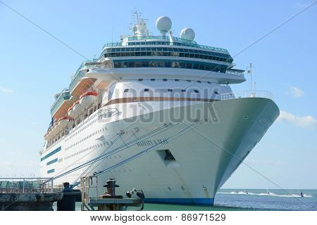Majesty of the Seas in Key West