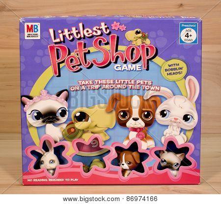 Pet Shop Game Box