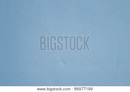 Closeup of blue textured background