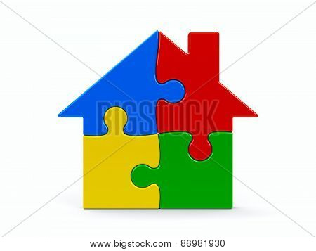 House Puzzle