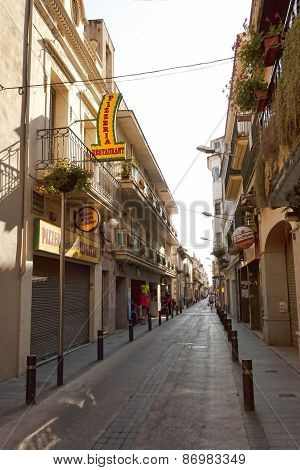 Streets Of Calella