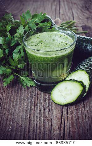 Spring detox diet