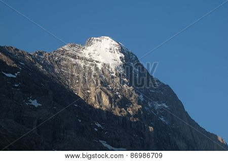 Eiger In Summer