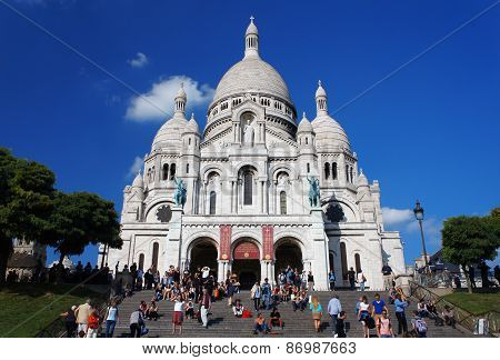 Basilica Of The Sacred Heart