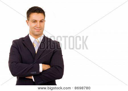 Homem de negócios jovem