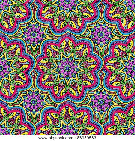 Ornament beautiful pattern