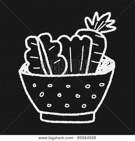 Salad Doodle