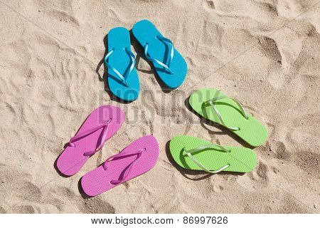 Pairs Of Flip-flops