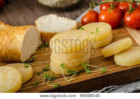 Czech Smelly Cheese - Olomoucke Tvaruzky