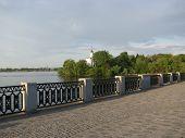 pic of dnepropetrovsk  - photo promenade - JPG