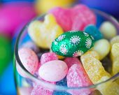 stock photo of easter candy  - Easter Celebrations - JPG