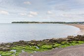 pic of node  - View from Nodes Point St Helens Isle of Wight to Bembridge harbour - JPG