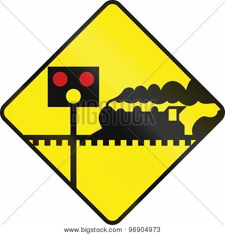 Level Crossing With Signals