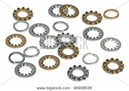 Set Of Washers