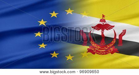 European Union and Brunei.