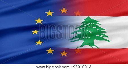 European Union and Lebanon.