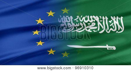 European Union and Saudi Arabia.