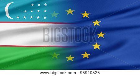 European Union and Uzbekistan.