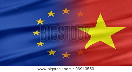 European Union and Vietnam.