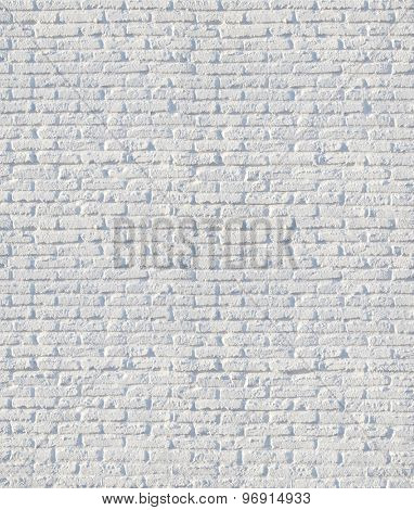white brick wall - used for background
