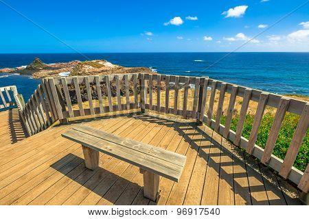 Lookout Phillip Island