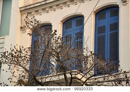 French Influenced Architecture