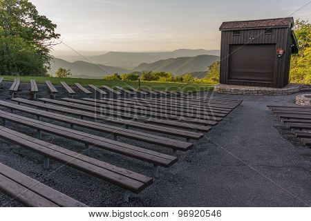 Small Amphitheater In Shenandoah
