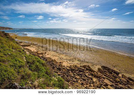 Surf coast Victoria