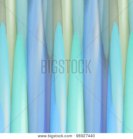 Beautiful Banded Background In Blue