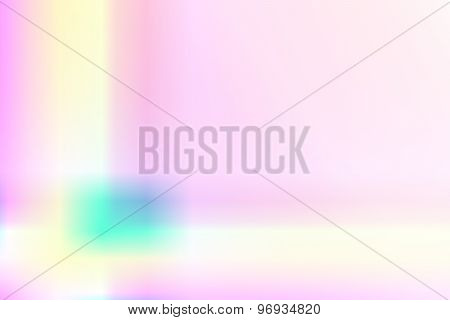 Abstract Background, Pink And Blue With White Fill
