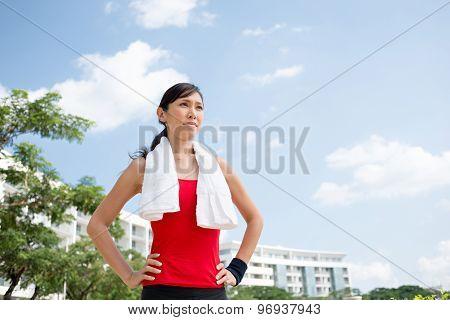 Vietnamese Jogger