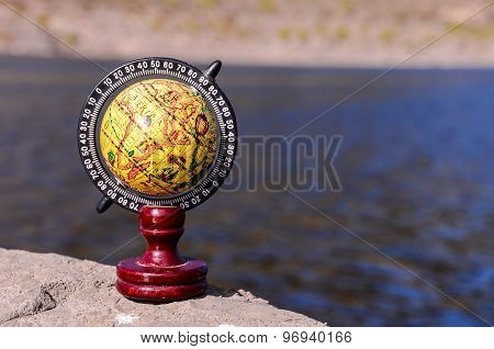 Planet Globe Earth