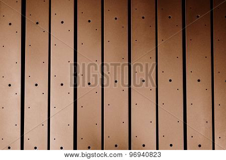 Brown Metal Lath