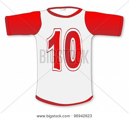 Number Ten T Shirt