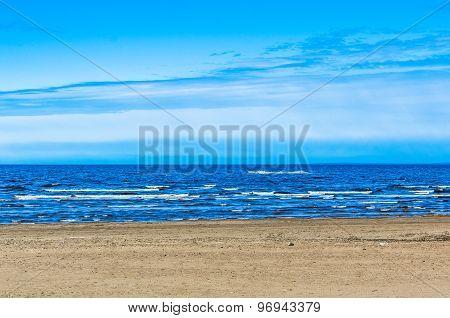 View On Sea Beach
