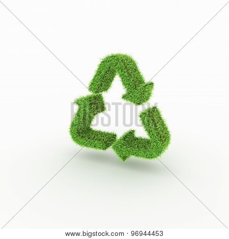 Green Icon - recycle