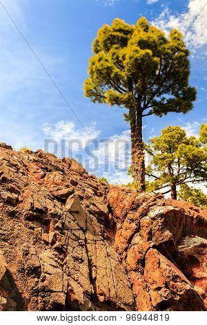 Mountain Inspirational Rocky Landscape