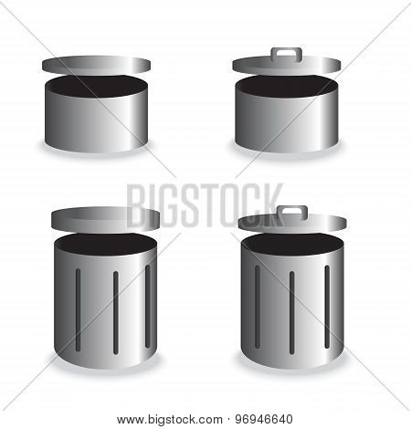 Metal Tanks