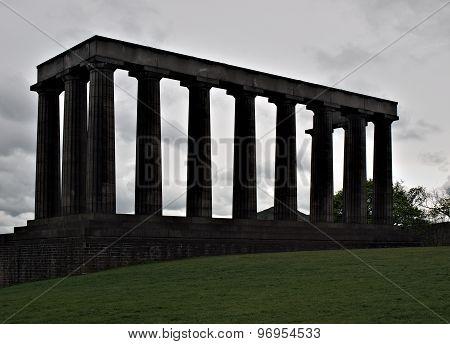 Scottish National Monument.