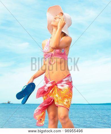 Hat Joy Vacation