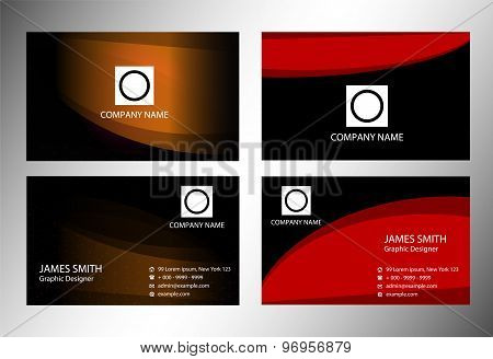 Various Business Card
