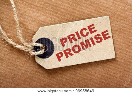 Price Promise Tag