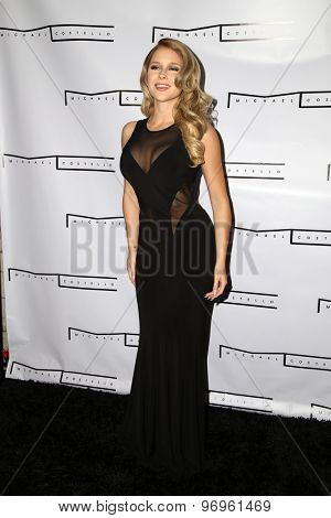LOS ANGELES - JUL 23:  Renee Olstead at the Michael Costello And Style PR Capsule Collection Launch Party  at the Private Location on July 23, 2015 in Los Angeles, CA