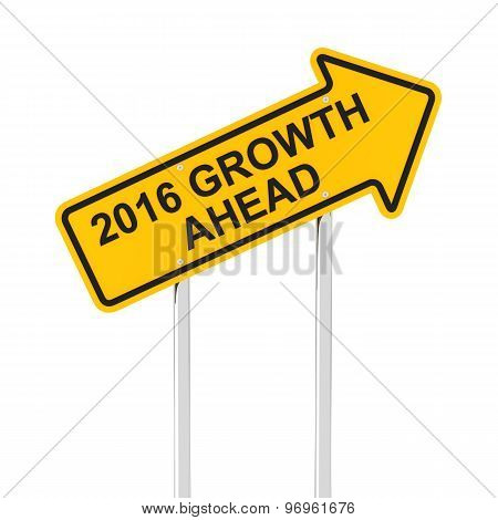 Growth ahead in 2016