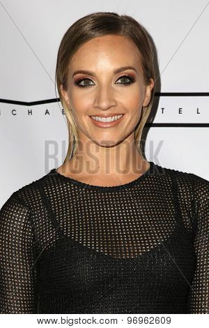 LOS ANGELES - JUL 23:  Shannon Bex at the Michael Costello And Style PR Capsule Collection Launch Party  at the Private Location on July 23, 2015 in Los Angeles, CA
