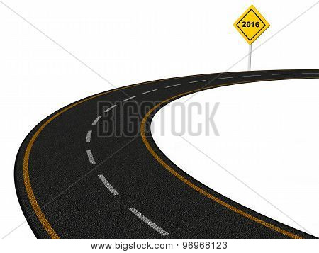 3d road to year 2016